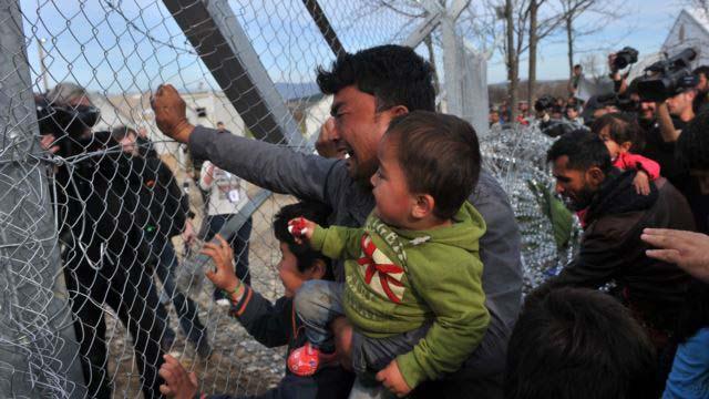 أزمة اللاجئين الأفغان في أوروبّا والدول الجارة