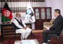 الحوار عضو المجلس العلمي: علی التعاون الاقتصادي واللتجاري بين الصين و أفغانستان