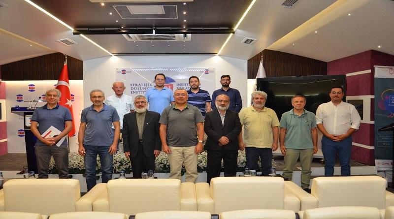شارك وفد مركز الدراسات الاستراتيجية والإقليمية في عدد من الندوات العلمية خلال زيارته إلى تركيا