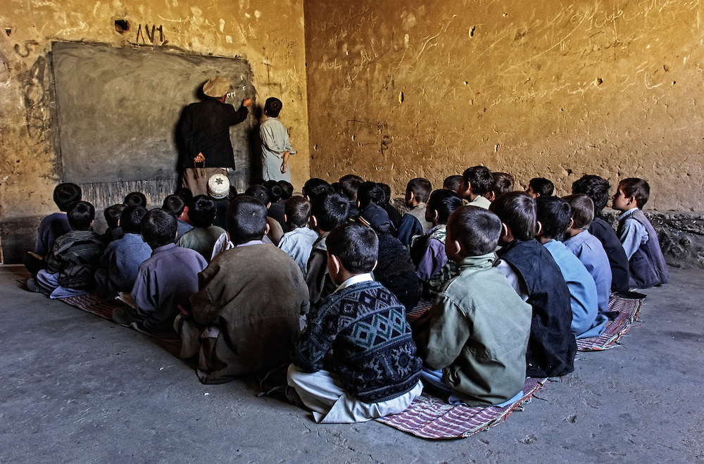 Afghan Education And The Contention Between The Government