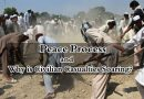 Peace process and Why is civilian casualties soaring?