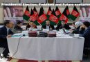 Afghan Presidential Election; Problems and Future scenarios