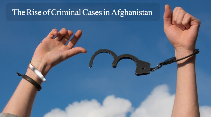 The Rise of Criminal Cases in Afghanistan