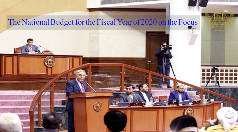 The National Budget for the Fiscal Year of 2020 on the Focus