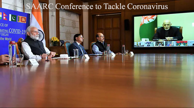 SAARC Conference to Tackle Coronavirus