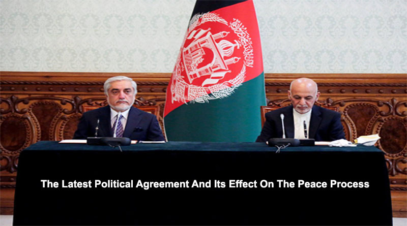 The Latest Political Agreement And Its Effect Of The Peace Process