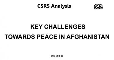 CSRS Analysis – Issue Number 352 (20 July 2020)