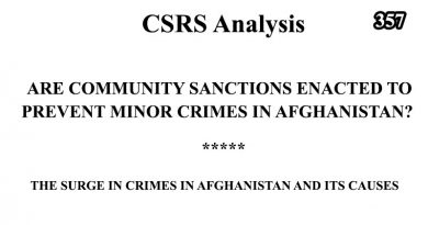 CSRS Analysis – Issue Number 357 (18 October 2020)