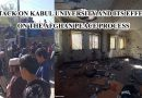 ATTACK ON KABUL UNIVERSITY AND ITS EFFECTS ON THE AFGHAN PEACE PROCESS