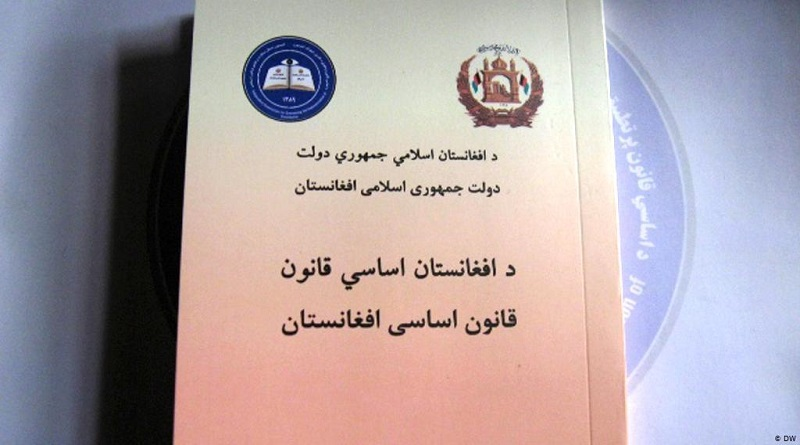 PEACE PROCESS AND THE CONSTITUTION OF AFGHANISTAN
