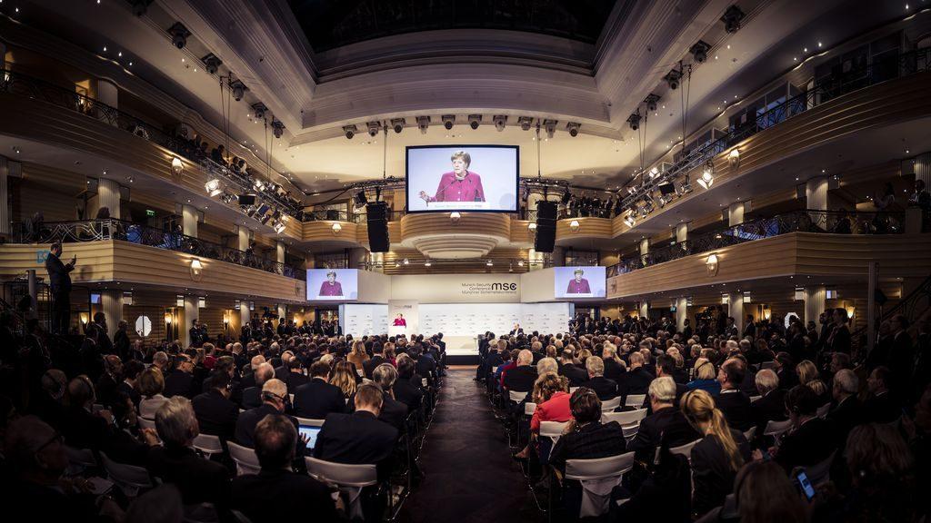 جایگاه افغانستان در پنجاه و پنجمین کنفرانس مونیخ