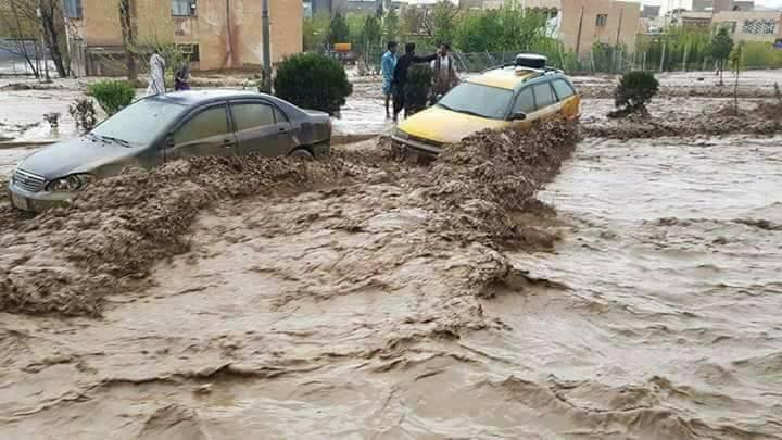 بارندهگیهای اخیر؛ خسارات و تلفات سنگین آن