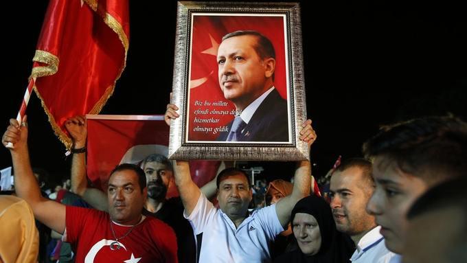 د اردوغان بيا واک ته رسېدل او پر سيمه يې اغېزې