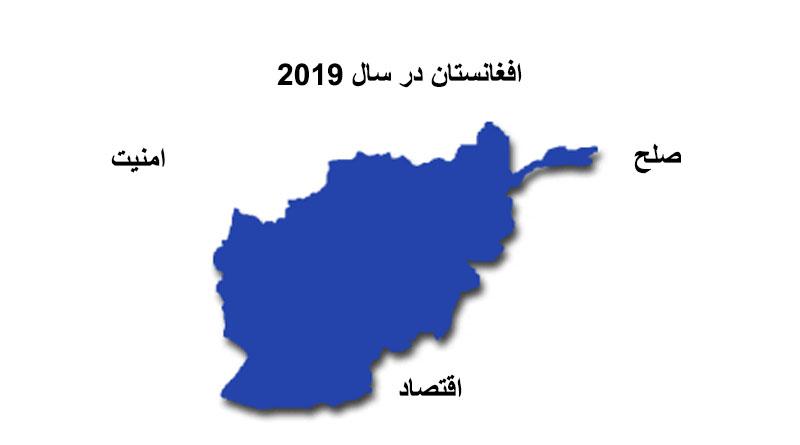 افغانستان در سال 2019؛ صلح، امنیت و اقتصاد
